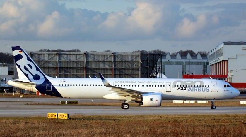 Resultado de imagen para A321NEO certification P&W