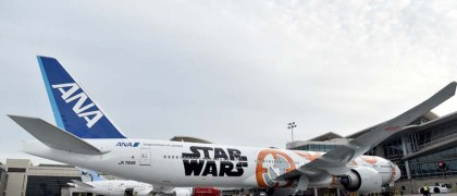ANA BB-8 star wars