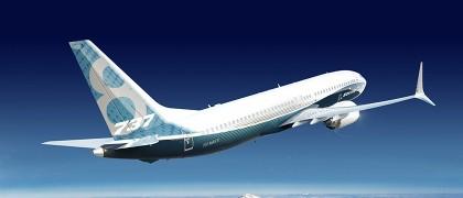 Boeing 747-8 Max