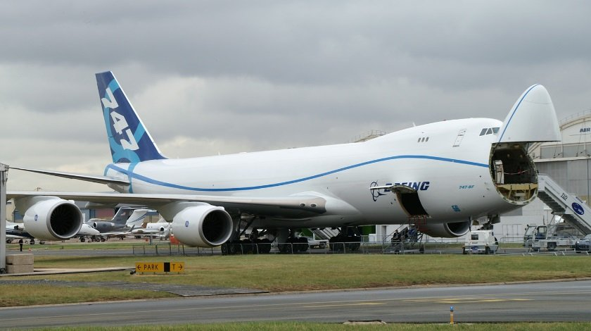 Boeing Gets Order For 747-8 Freighters avionale_com