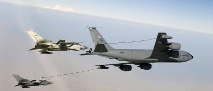 Boeing KC-46 Test Run Complicated By C-17 Refuelling Issue