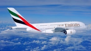 Emirates A380 realweddings_com