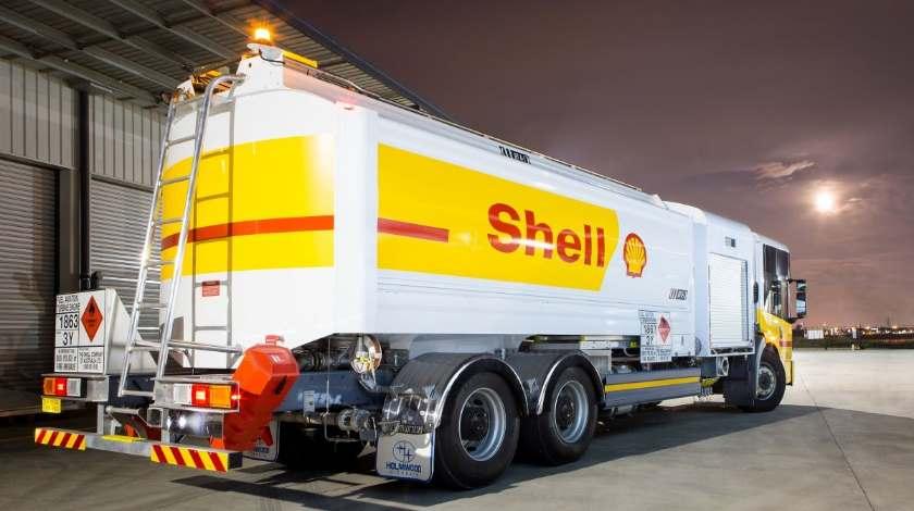 Shell aviation fuel