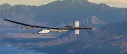 Solar Impulse press release