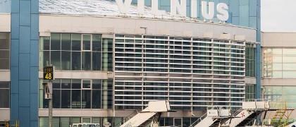 Vilnius Airport press release
