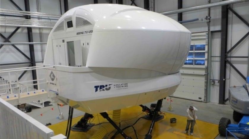 boeing selects supplier for 777x full flight simulator. Black Bedroom Furniture Sets. Home Design Ideas