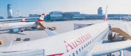 Austrian Airlines Launches a Wet Lease Agreement with SunExpress