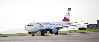 Austrian airlines new flights
