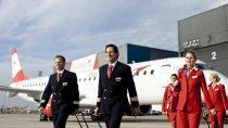 Austrian airlines pr