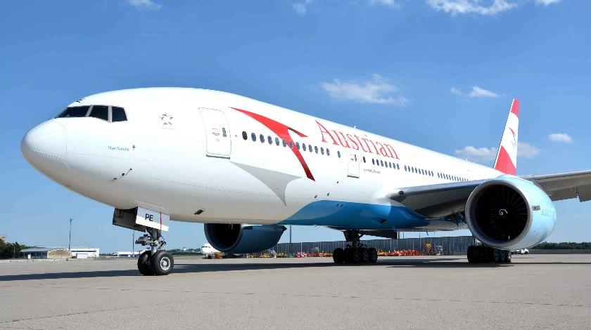 Austrian airlines uefa