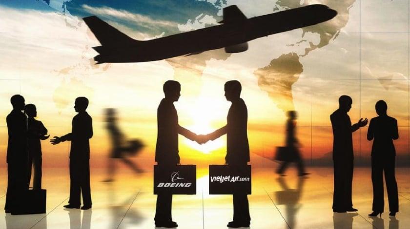 Boeing Deals an $11.3 Billion Blow to Airbus in Hot Asia Market bidnessetc_com