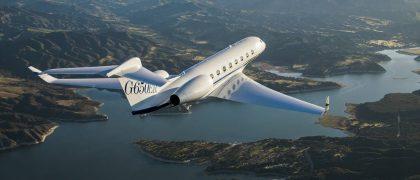 G650ER Sets Sydney To Los Angeles Speed Record gulfstream_com