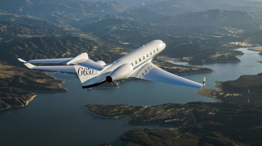 G650ER Sets Sydney To Los Angeles Speed Record gulfstream_com