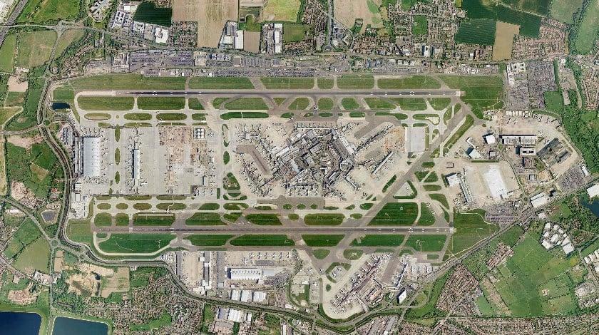 Heathrow airport  londontopia_net