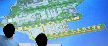 Hong Kong 3rd runway