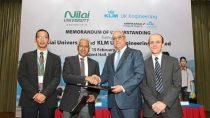 KLM UK Engineering and Nilai
