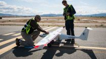 UAS for drought solutions by kevin clifford - drone america