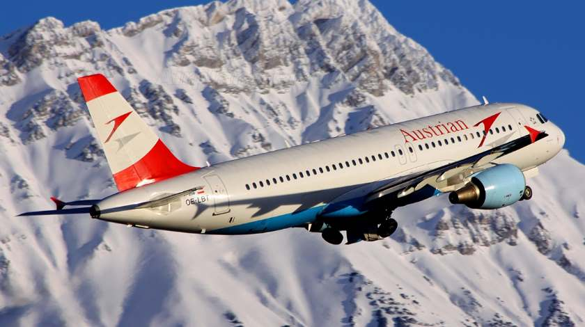 austrian airlines airplane-pictures_net