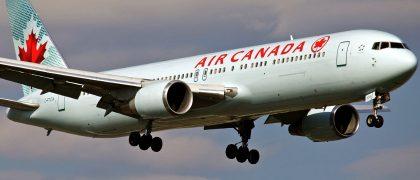 Air Canada Inaugurates Toronto-Warsaw Service