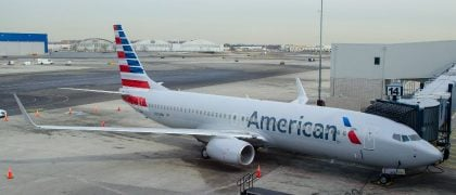 American airlines b737 airlinereporter_com