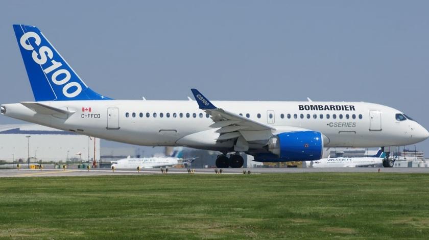 Bombardier creates $1bn C-Series partnership with Québec