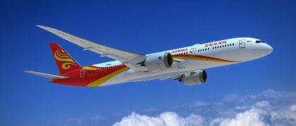 Hainan Airlines B787-9 Dreamliner pr