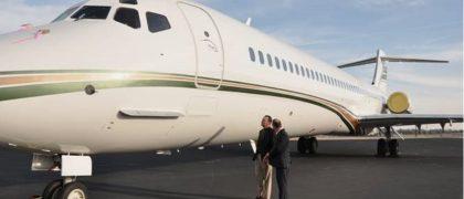 MD-87 VIP ExecuJet Aircraft arabianaerospace.aero