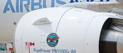 Pratt & Whitney a320 businessinsider_com