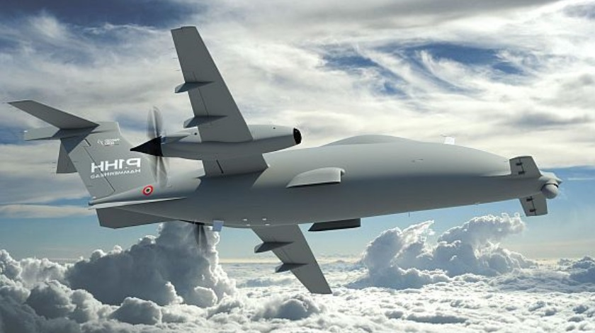 prototype hammerhead uav crashes off sicily