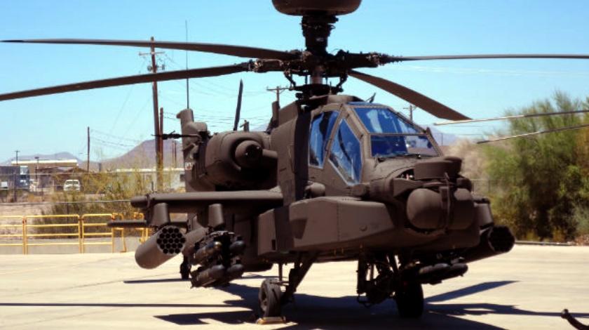 Qatar Signs Deal for 24 AH-64E Apaches
