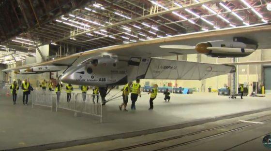 Si2 Attempts First Emission-Free Solar Electric Transatlantic Flight