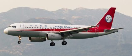Sichuan Airlines planespotters_com