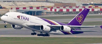 Thai Airlines Escape Europe Blacklist