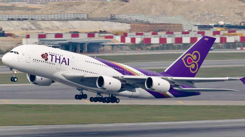 Thai Airlines Escape Europe Blacklist