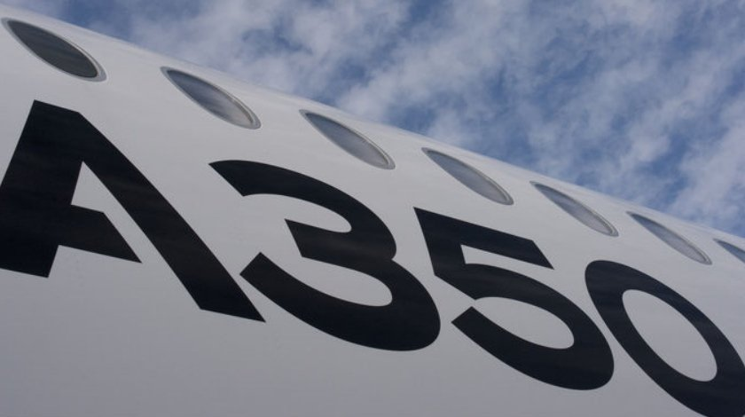 The A350 XWB Embarks on Its First Demonstration Tour of China
