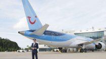 Thomson Airways Welcomes First 787-9 Dreamliner