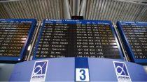 civil aviation workers strike in Greece