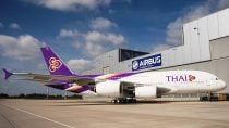 AFI KLM E&M Extended Services For Thai Airways A350s