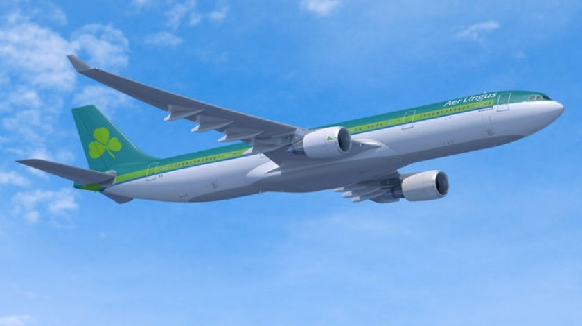 Aer Lingus Operates Freight Flights from Germany to the US