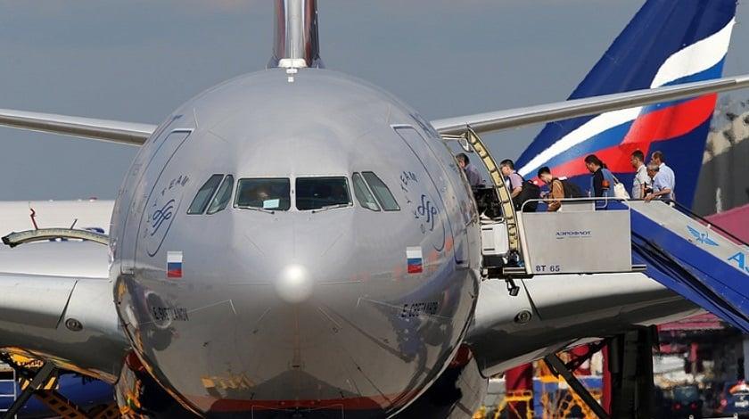 Aeroflot Suspends Selling Tickets to Turkey