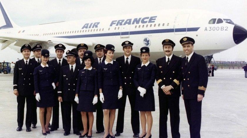 Air France Staff To Strike For a Week