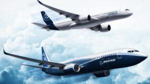Airbus Beats Boeing on Orders at Farnborough