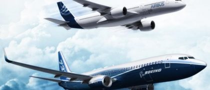 Airbus Beats Boeing on Orders at Farnborough