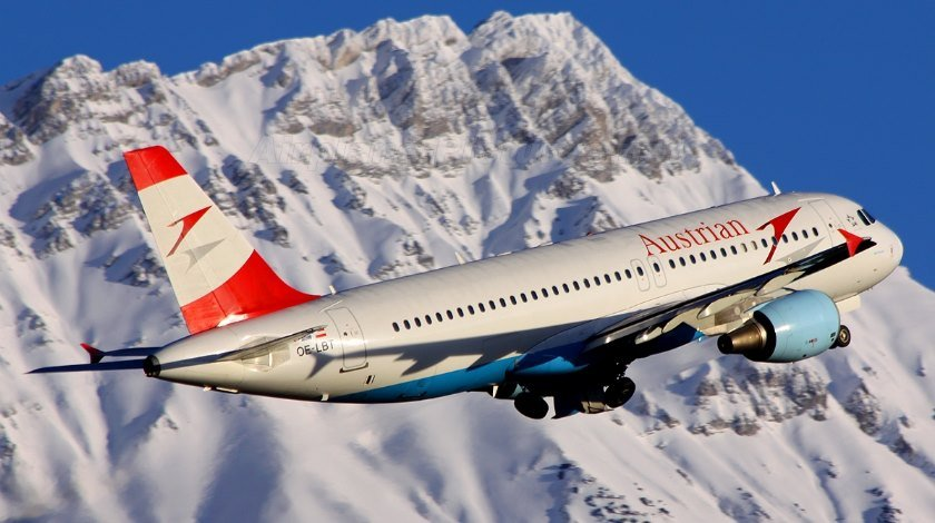 Austrian Airlines Increases Number of Passengers to Almost 5.1 Million