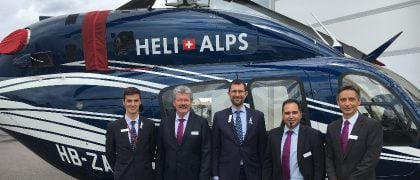 Bell Helicopter names RUAG Aviation as CSF in Switzerland