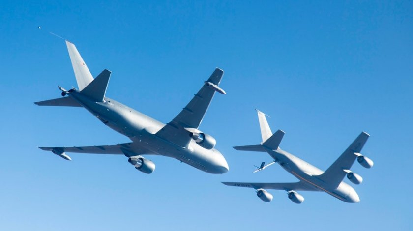 Boeing's KC-46 Tanker to Receive Production Green Light