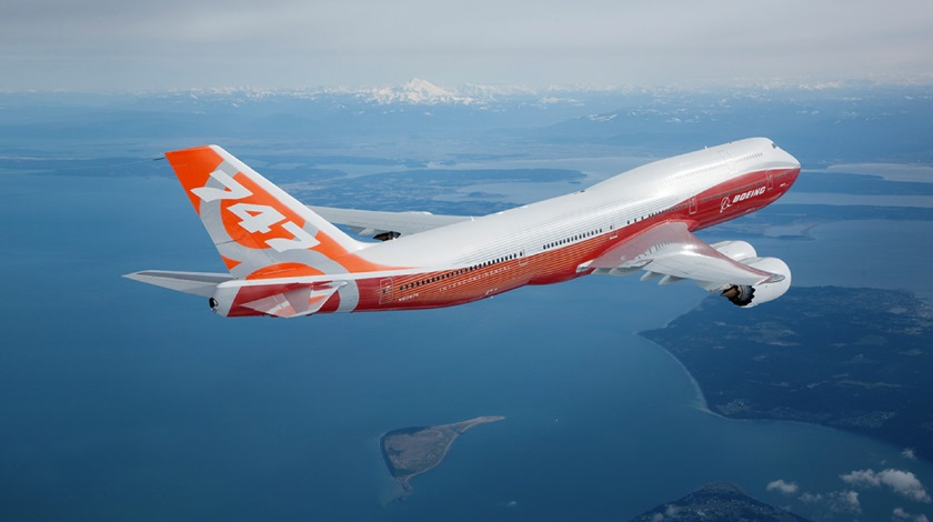Boeing Gets Lifeline Order From Russia For 747-8