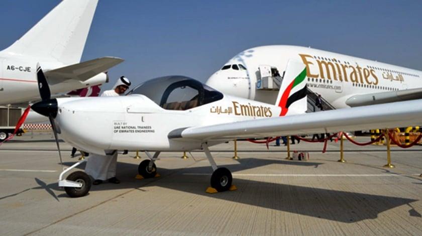 Boeing Partners with Emirates Flight Training Academy