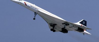 Boeing Wants to Bring Back Supersonic Air Travel