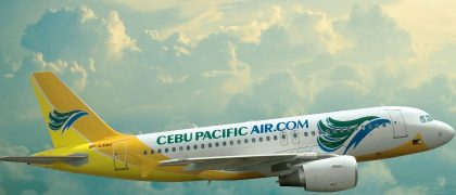 Cebu Pacific Saves Fuel With SkyBreathe